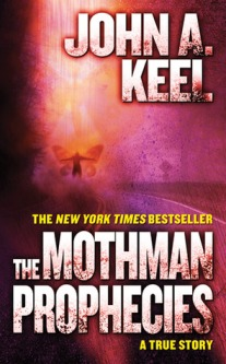 The Mothman Prophecies book cover