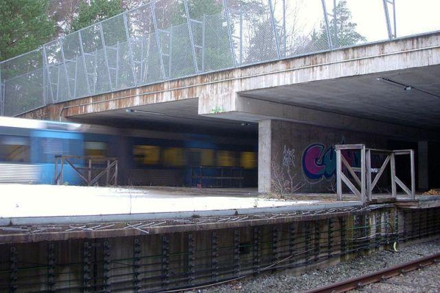 kymlinge-station