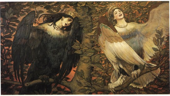 viktor-mikhailovich-vasnetsov-the-birds-of-joy-and-sorrow