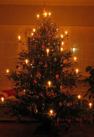 The Story Behind The Christmas Tree