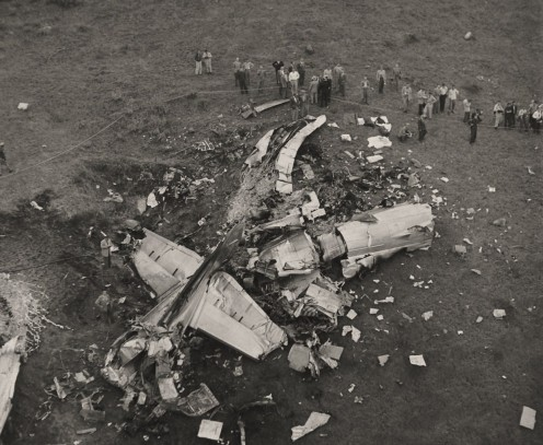 flight 416 crash