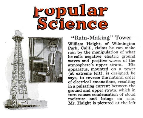 William Haight-popular science