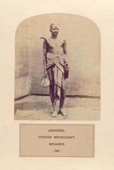 Aghoree,_Hindoo_mendicant,_Benares